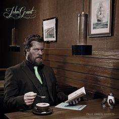 John Grant - Pale Green Ghost 2LP Vinyl Record