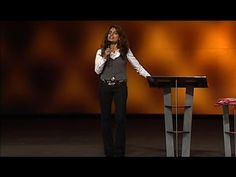 Lisa Bevere - A Confident Woman Fights Like A Girl (Full) - YouTube