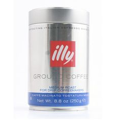 Illy Medium Roast for Drip Coffeemakers (2792)