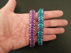 "My New Reversible ""Love Links"" Rainbow Loom Bracelet/How To Tutorial"