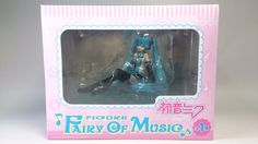 Hatsune Miku Figure Doll Fairy of Music Vocaloid Anime SEGA