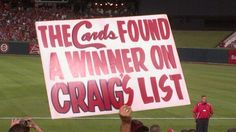 The Cards found a winner!