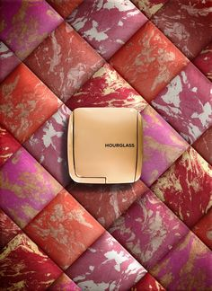 Hourglass Cosmetics Ambient Lighting Blush Collection for Spring 2014   Shades: Radiant Magenta (golden fuchsia blush w/ Radiant Light - summer glow)  Mood Exposure (soft plum blush w/ Mood Light - brighten)  Diffused Heat (vibrant poppy blush w/ Diffused Light - subtle halo effect) Ethereal Glow (cool pink blush w/ Ethereal Light - moonlit luminosity) Dim Infusion (subdued coral blush w/ Dim Light - warmth) Luminous Flush (champagne rose blush w/ Luminous Light - candlelit glimmer)