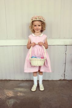 A vintage style Easter