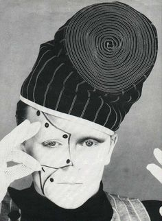 Steve Strange, 1981 Makeup by Richard Sharah