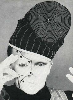 Steve Strange, 1981Makeup by Richard Sharah