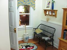 Dollhouse Miniature Furniture - Tutorials | 1 inch minis: Quilt Cottage