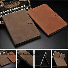 """Type: Protective Shell/Skin Feature: Anti-Dust Material: Leather Package: Yes Length: 14 cm Application Laptop Size: 7"""" Width: 20 cm Compatible Brand: For Apple iPad Model Number: UC-CASE024 Color: bl"""