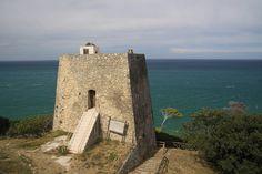 Torre Saracena, Puglia, Italy