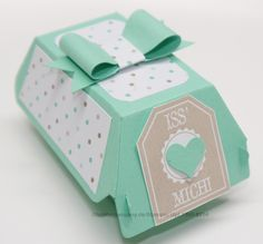 Geschenkverpackung Hamburgerbox
