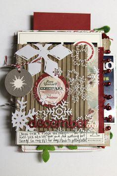 December Daily album.