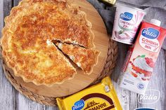 Киш Dairy, Pie, Cheese, Desserts, Recipes, Food, Torte, Tailgate Desserts, Cake