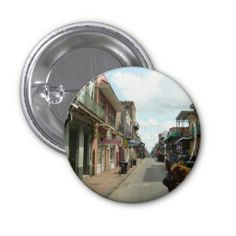 New Orleans French Quarter Pins