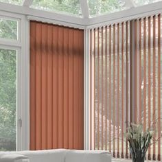 copper vertical blinds