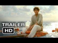 Life of Pi Trailer (2012) Ang Lee Movie  www.facebook.com/mookeapp