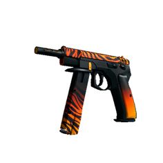 CZ75-Auto | Tigris Field-Tested ( CS:GO )