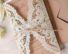 bohemian wedding invitations DIY Best Picture For wedding invitation cards For Y Bohemian Wedding Invitations, Wedding Invitation Samples, Laser Cut Wedding Invitations, Elegant Wedding Invitations, Wedding Stationery, Lace Invitations, Wedding Invitations Diy Handmade, Laser Cut Invitation, Wedding Cards