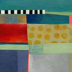 Jane Davies Studios - Back in the studio and online. This piece is one of a series of collage grid/stripe pieces. Heart Collage, Collage Art, Collages, Framed Prints, Canvas Prints, Art Prints, Jane Davies, Collage Techniques, Thing 1