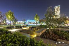 Guthrie Green Park - Tulsa Oklahoma