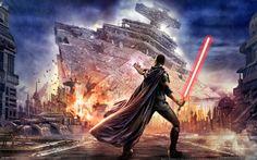 Vader's secret apprentice Starkiller - Album on Imgur
