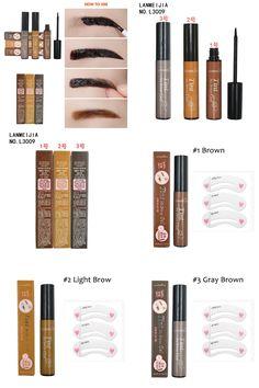 [Visit to Buy] 2016 New 3 Colors Peel Off Eyebrow Gel Tattoo Brow Gel Tint Waterproof Long Lasting Eye Tint My Brows Gel Makeup For Woman L3009 #Advertisement