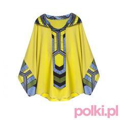 Modne peleryny i poncza, Pakamera #polkipl