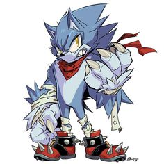 Shadow The Hedgehog, Sonic The Hedgehog, Archie Sonic Online, Hedgehog Drawing, Sonic Unleashed, Game Sonic, Wildest Fantasy, Sonic Fan Characters, Sonic And Shadow