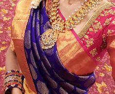 My wedding saree idea
