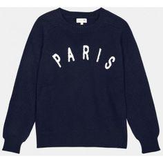#Paris mon amour ! How to be parisian ! Pull pinson Soeur vu dans la presse à retrouver sur Selectionnist.com