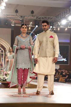 Zainab Chottani Aqaasi-e-Dhanak Collection 2016 at Telenor Bridal Couture Week TBCW Day 3 (8)