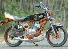 ide modifikasi motor rx king 1997