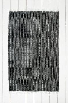 """Teppich """"Charlize"""" in Schwarz, 4 x 6 Fuß"""