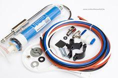 PurePro RO-105 gyári tartozékok - reverse osmosis system accessories