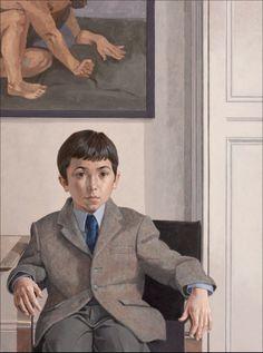 Portrait of a Boy Sam Dalby 2014