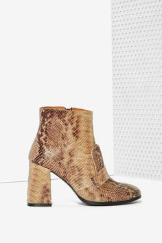 Crosswalk Aspid Leather Boot - I'm With the Band | I'm With the Band | That '70s Flow | Ankle