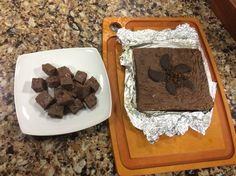Girl Scout Thin Mint Fudge Monday, February 23, 2014