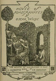 """Oscar Wilde """"He is really not so ugly after all, provided, of course, that one shuts one's eyes, and does not look at him."""" --from """"The Birthday of the Infanta"""", The House of Pomegranates (1892)"""