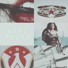 Wonder Woman aesthetic #DC