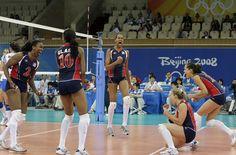USA volleyball team