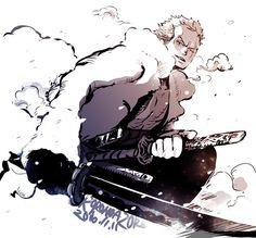 One Piece, Zoro