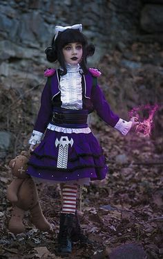 Goth Annie league of legends cosplay – My CMS Cosplay Comic Con, Video Game Cosplay, Epic Cosplay, Cosplay Diy, Amazing Cosplay, Halloween Cosplay, Cosplay Outfits, Cosplay Girls, Jessica Nigri Cosplay