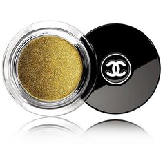 CHANEL ILLUSION D'OMBRE Long Wear Luminous Eyeshadow ($37) ❤ liked on Polyvore