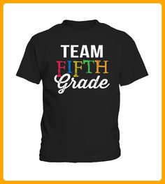 Team 5th Fifth Grade Teacher tshirt - Geburtstag shirts (*Partner-Link)