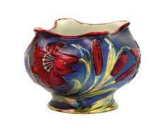 Vase mit Lilien, 15cm