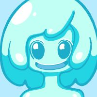 Slime Girl (it's supposed to be a Ditto from Pokemon, but it looks nothin' like a Ditto)