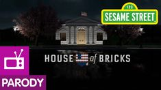 Time to watch House of Bricks, our Sesame Street House of Cards parody, featuring Frank Underwolf!