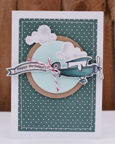 The Dining Room Drawers: Papertrey Ink Cards