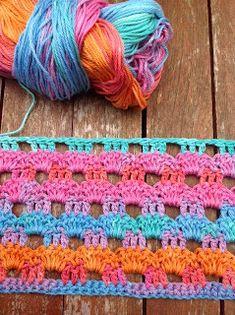 17 Ideas For Crochet Shawl Pattern Free Beautiful One Skein Crochet, Crochet Shawl Free, Crochet Shawls And Wraps, Crochet Motifs, Crochet Stitches Patterns, Love Crochet, Crochet Scarves, Crochet Designs, Crochet Baby