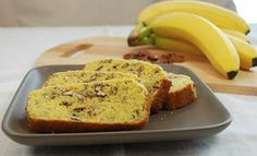 Banana Nut Corn Bread  Yield: 2 loaves #HometownFresh