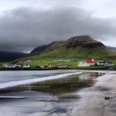 Hvalba i Suderoy, Faroe Islands